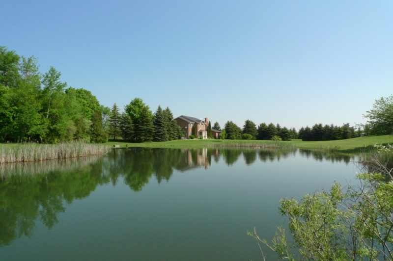 Approx 3 Acres, Pond, Caledon Subdivision