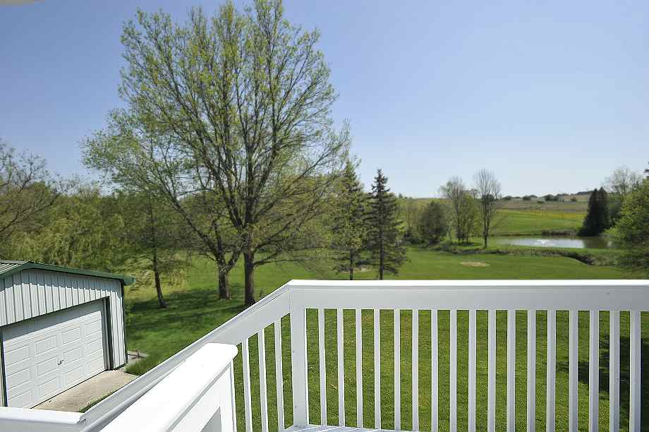 Country Views, Decking, Pond, Acreage