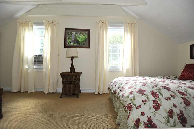 closet and broadloom