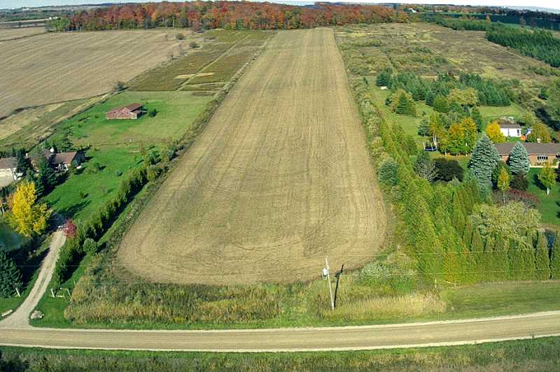 located on the 16th Line of East Garafraxa, just south of the 10th Sideroad