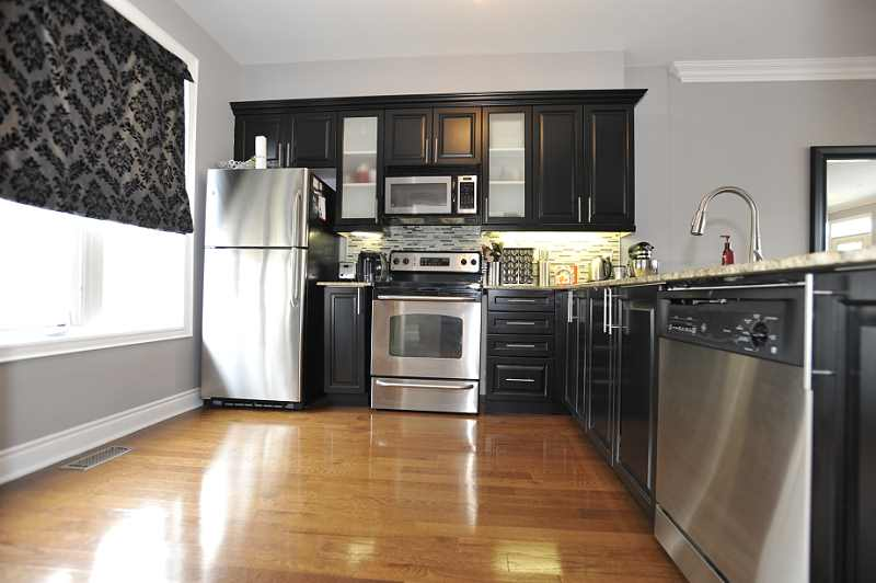 Natural Light, Stainless Steel Appliances