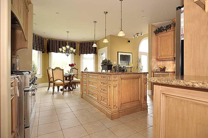 "Gourmet Kitchen, 48"" Jenair Gas Stove"