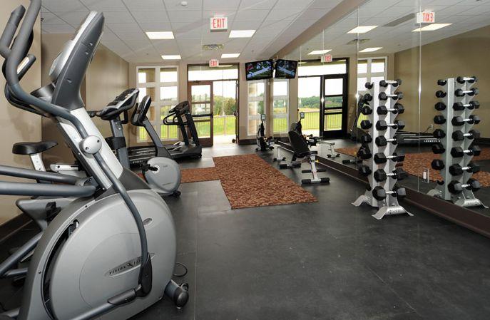 Gym, Watermark Orangeville, Adult living, Senior, Retirement