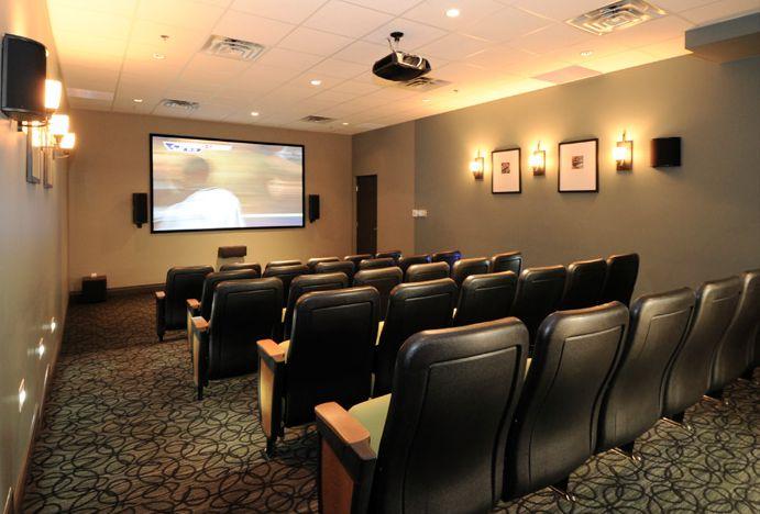 movie theatre, watermark community centre, Orangeville, Adult Community