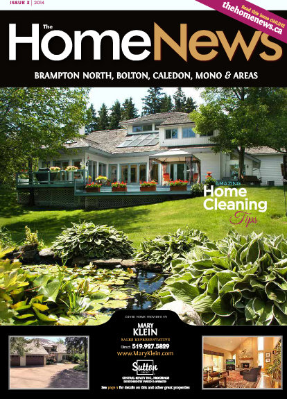 Magazine, Home News, Caledon