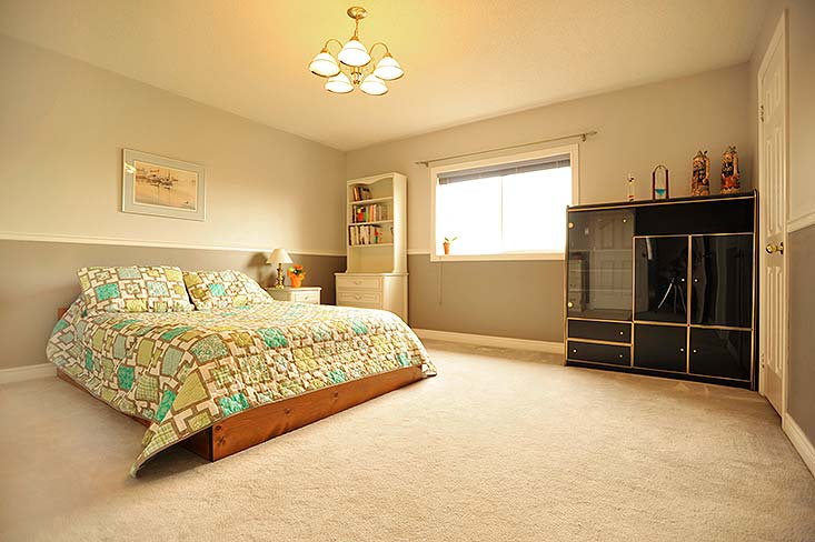 Master Bedroom, Walk in Closet