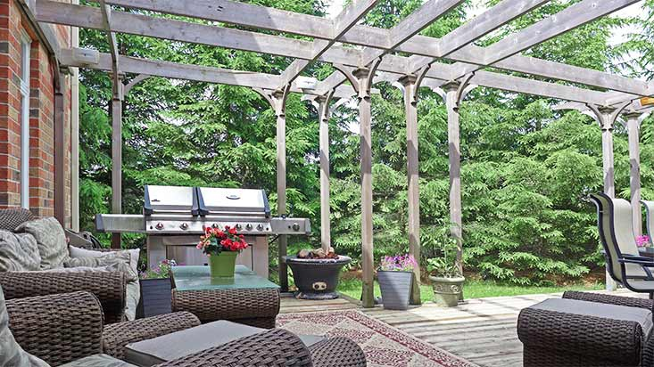 Sitting Area, Deck, Reading Area, Home Sweet Home