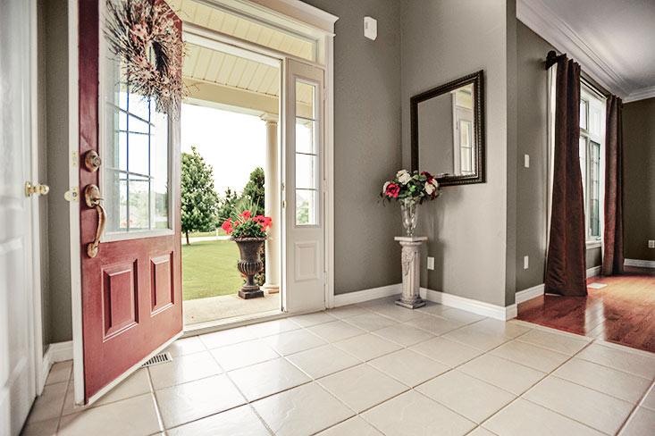 Foyer Entrance, Grand
