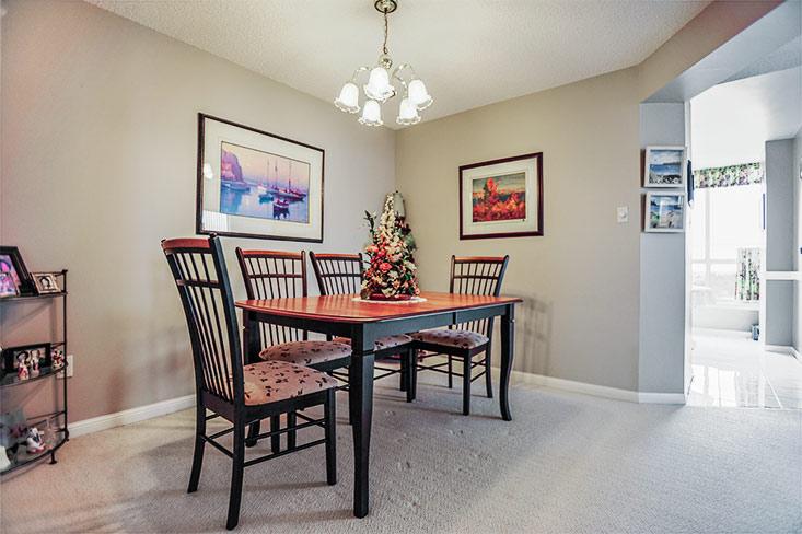 Bright, Dining Room