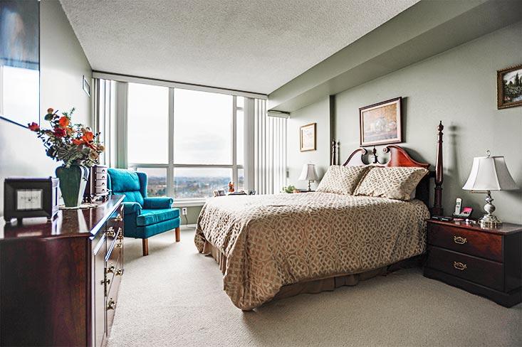 Master Bedroom, Closet, Semi-Ensuite
