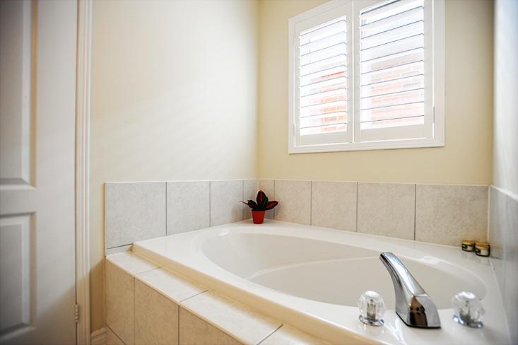 Soaker Oval Tub