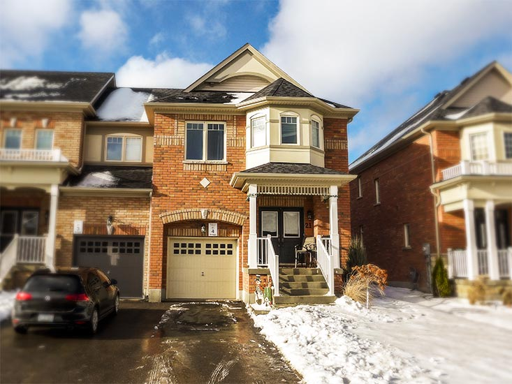 4 Bedroom Townhouse, Caledon East, For Sale