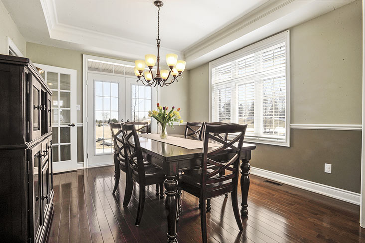 Dining Room, 20 Bayberry