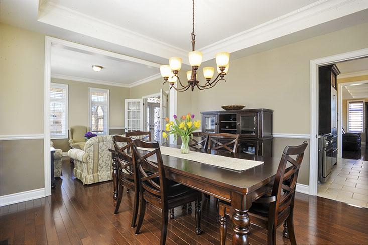 Bayberry, Dining Room