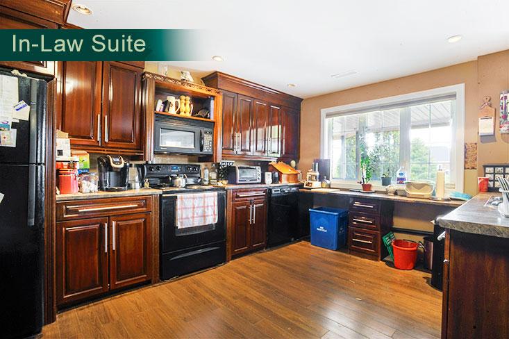 Separate Apartment Kitchen