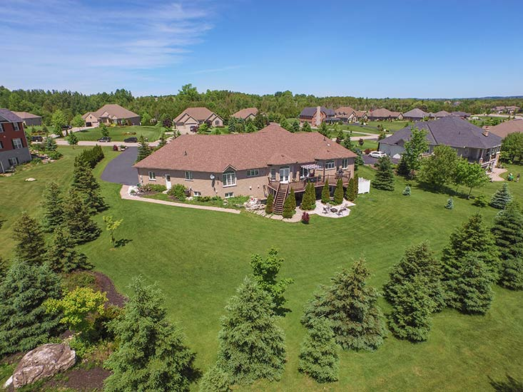 12 Brookhaven Crescent, Orangeville, Estate Subdivision, In law suite
