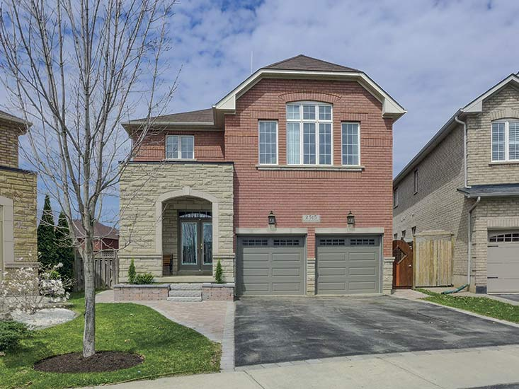 2515 Felhaver Crescent, Oakville, Ontario, Home for sale
