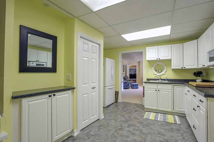 second kitchen, home for sale, caledon, mary klein