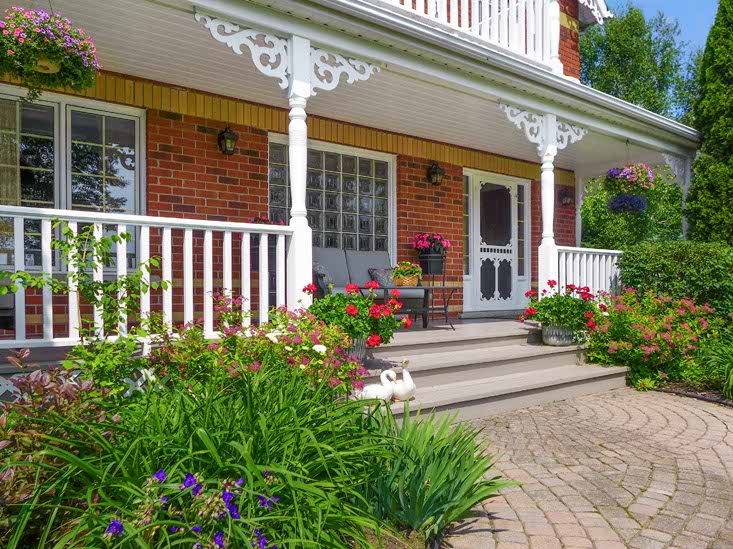 Front Porch, Verandah