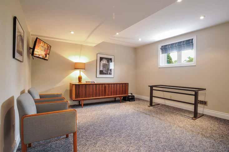 bedroom, lower level