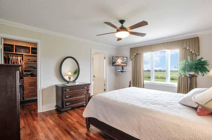 Master Bedroom, West