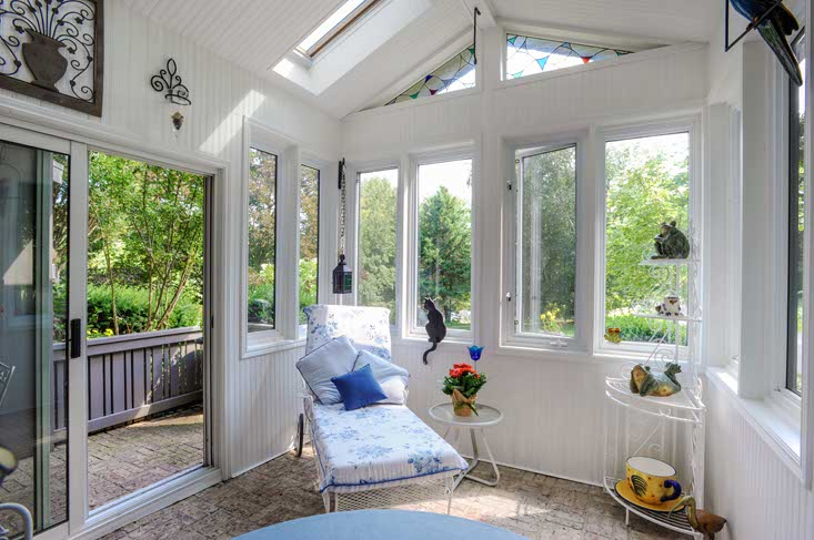 Front Sun Room