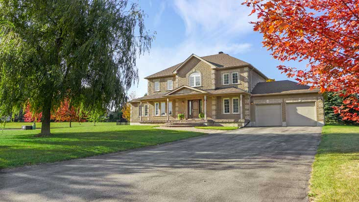 3 bedroom, Detached, Acre, Caledon, Home for Sale