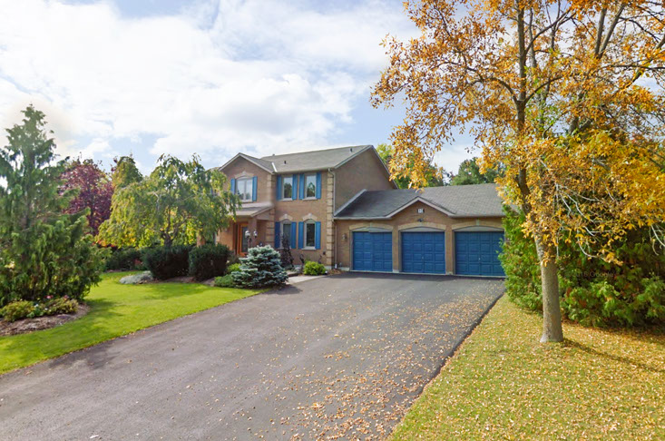 4-Bedroom Caledon East Home for Sale
