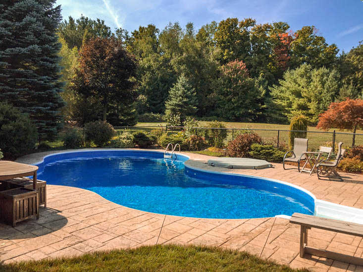 SOLDA pool, Caledon, Ontario,