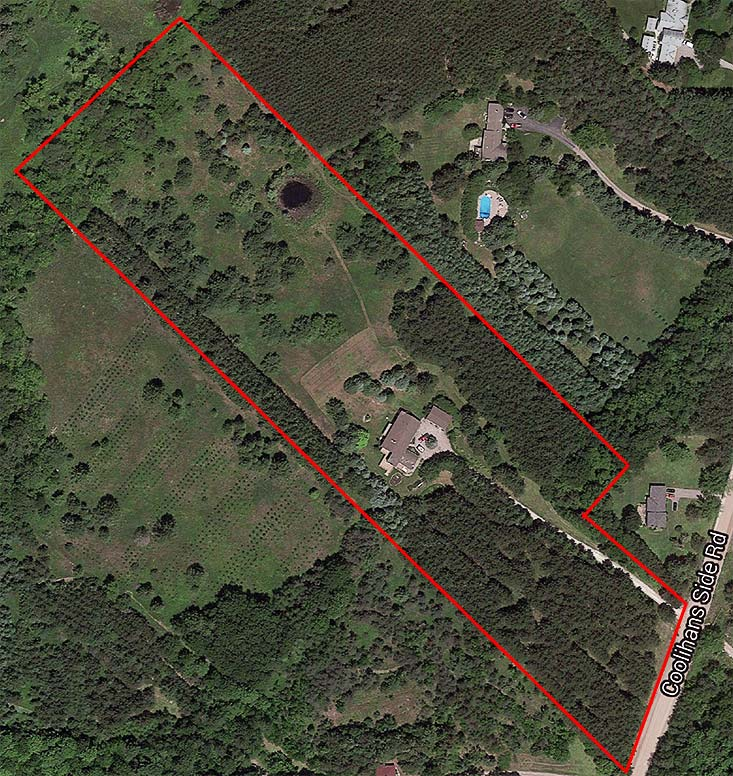 7250 Coolihans Sideroad, Home For Sale, Mary Klein, 10.67 Acres
