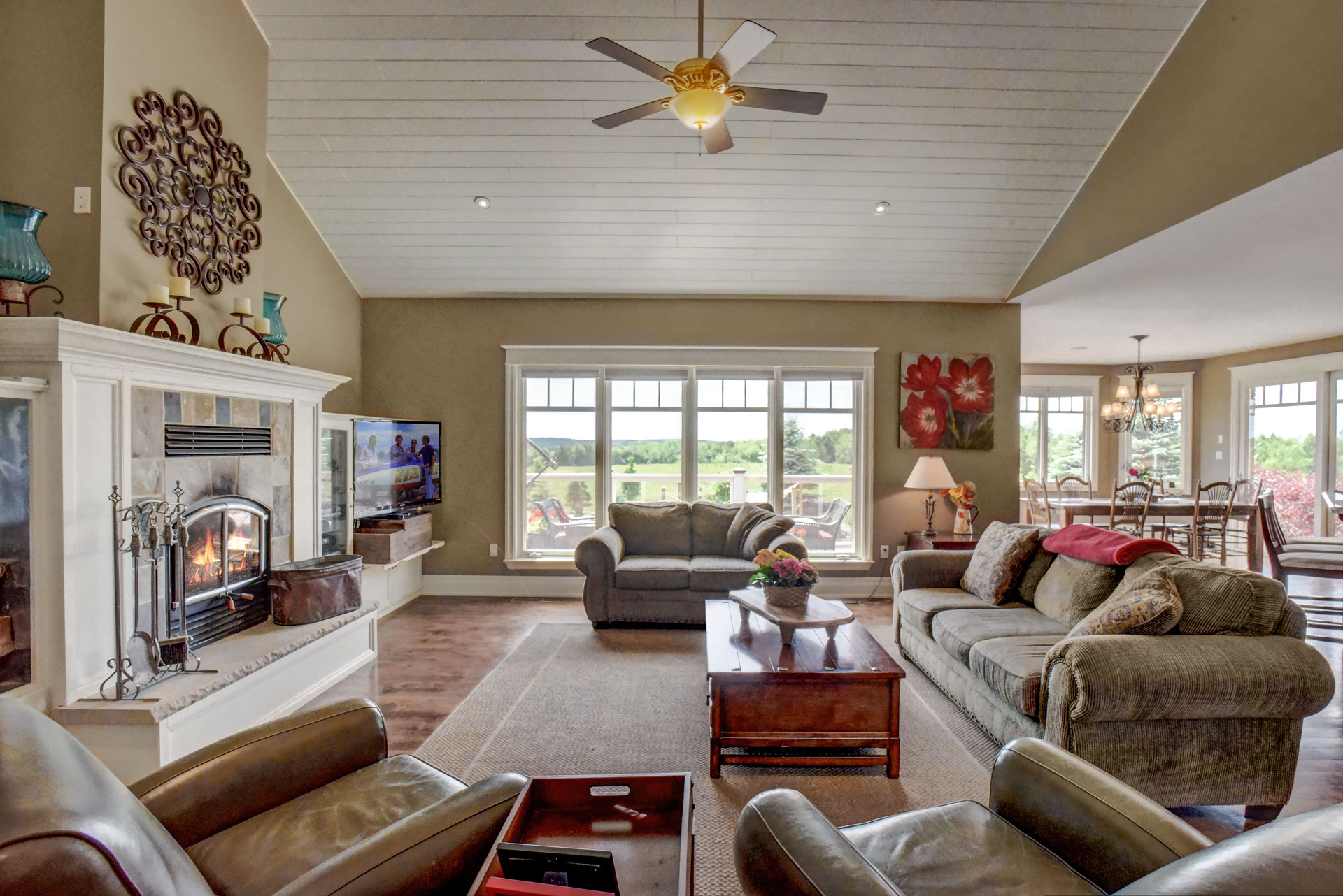 Great Room, Living Room