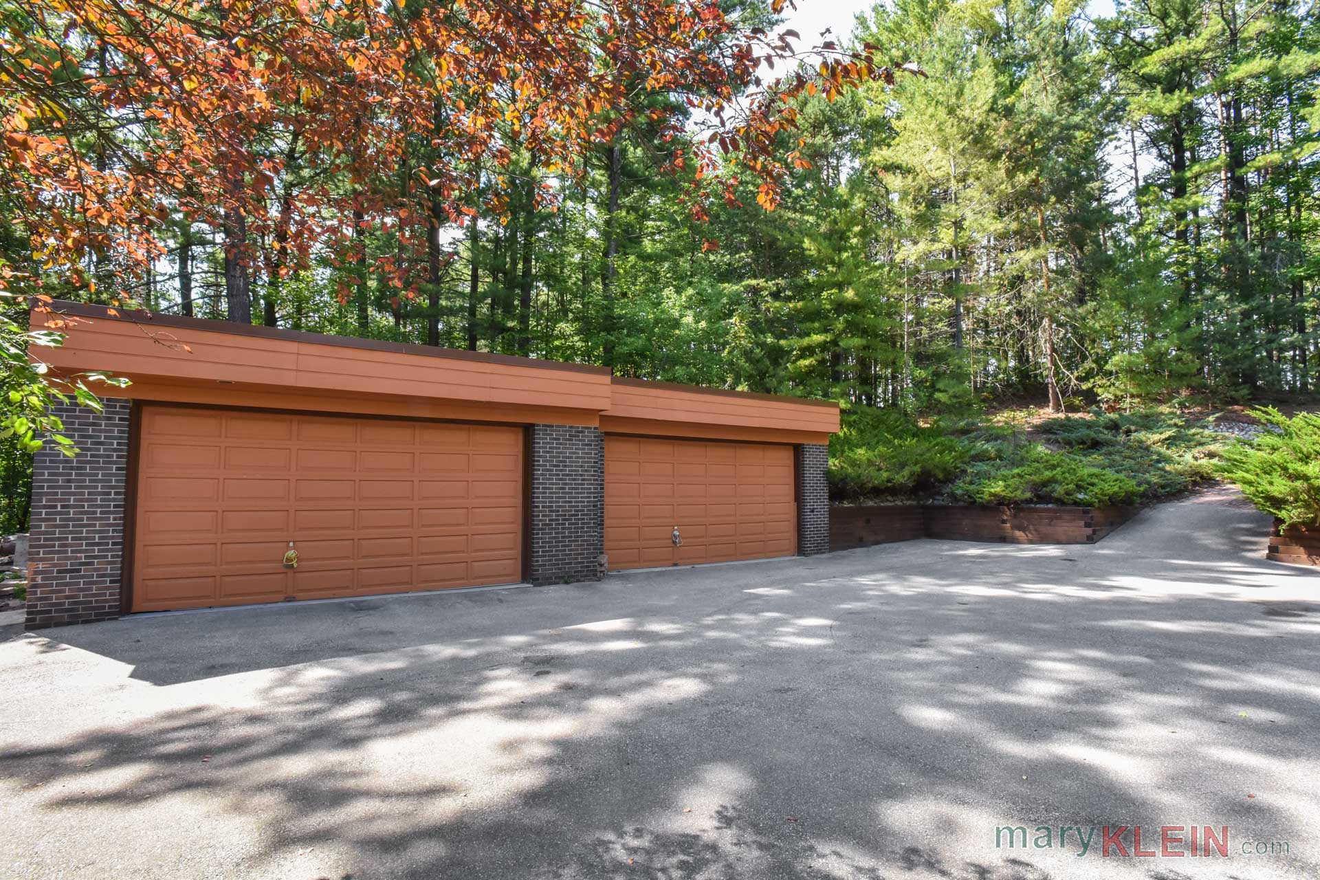 2-Car Detached Garage, Detached Workshop