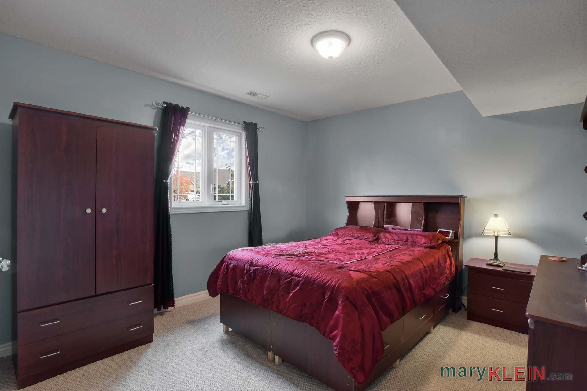 Bedroom, 4th bedroom, 1 bedroom in law suite, apartment, above grade