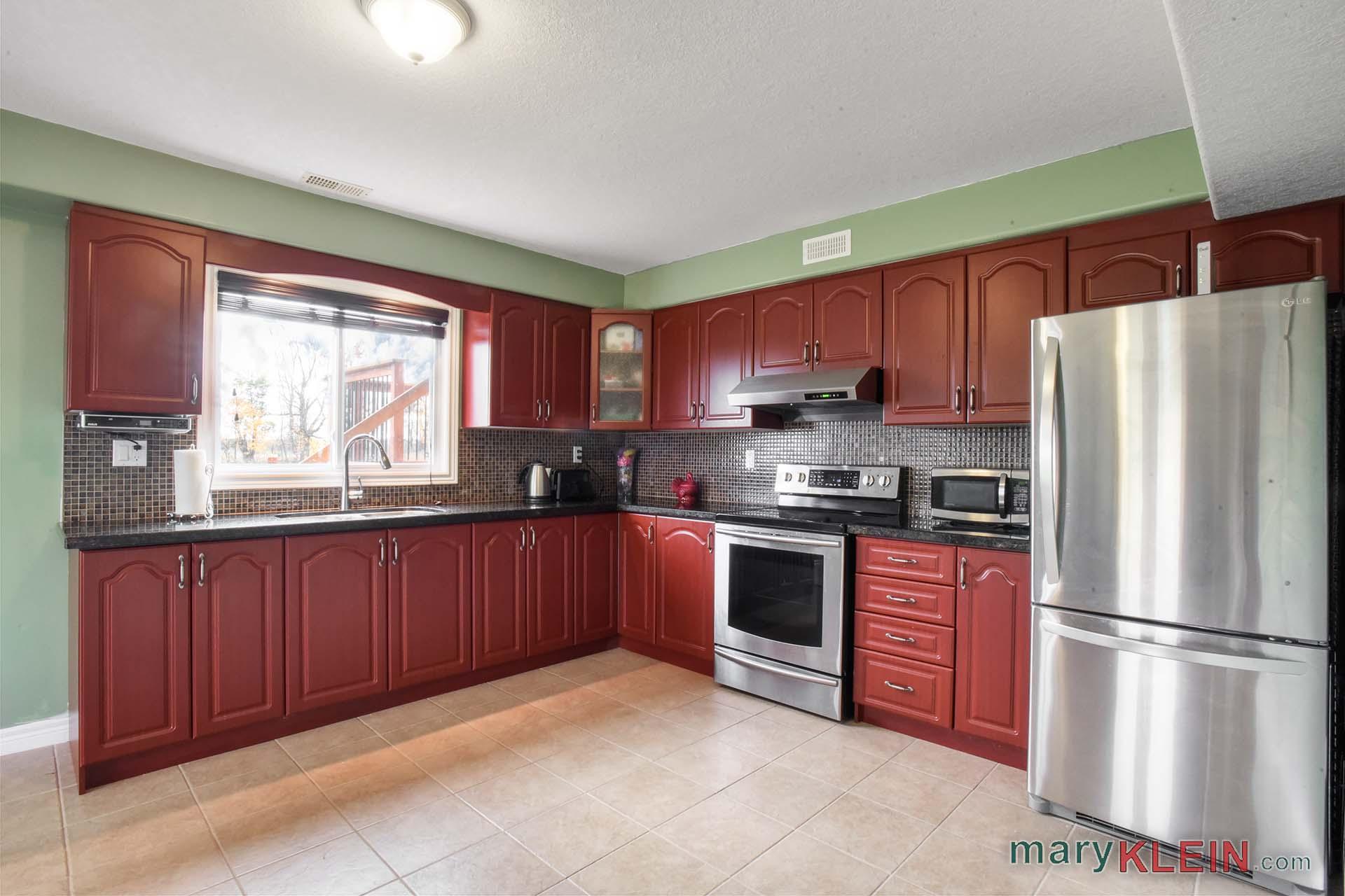 second kitchen, kitchen #2