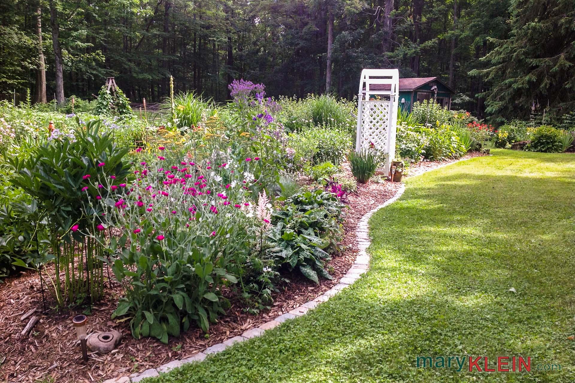 Perennial Gardens, Flowers, Veggie Garden