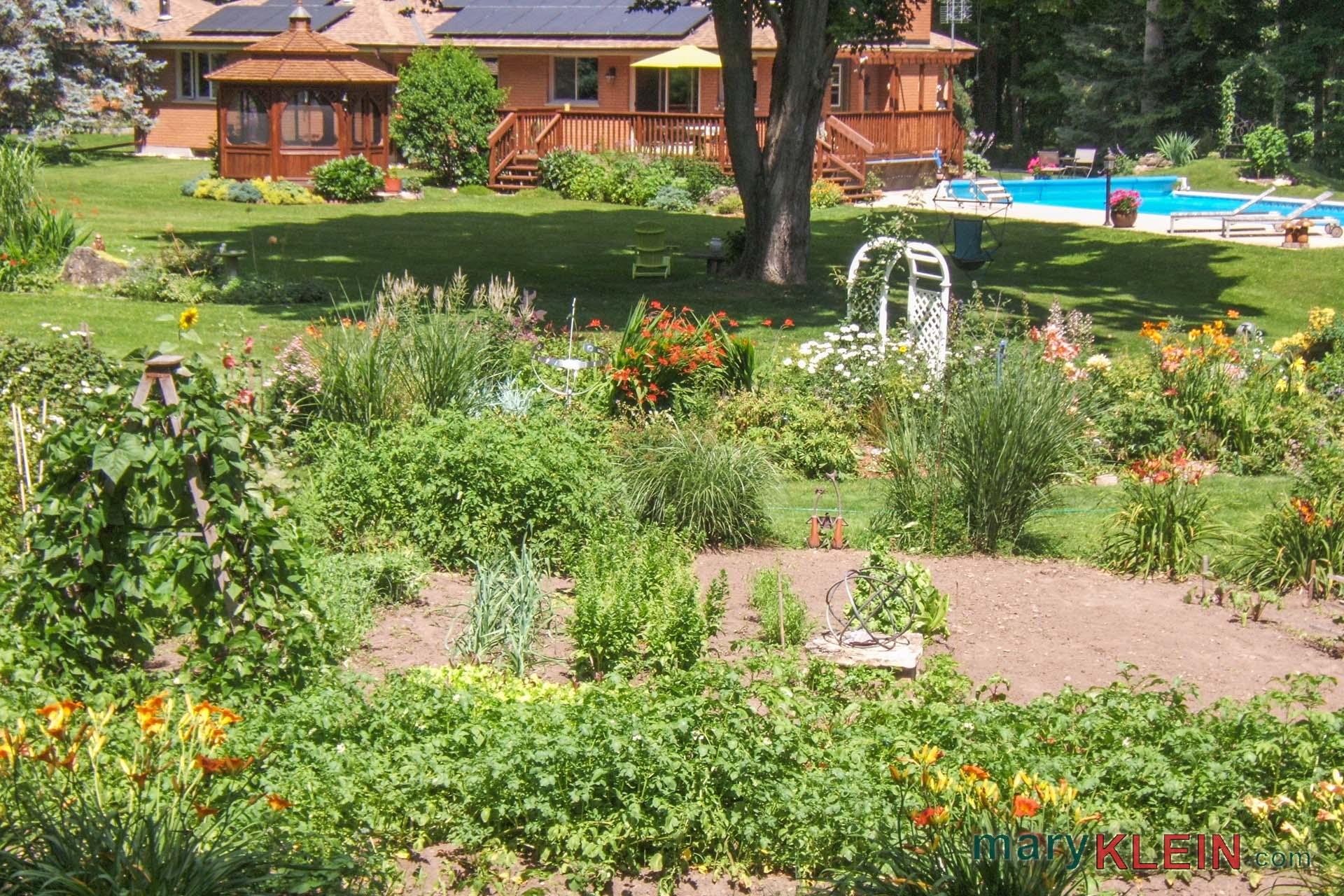 Gardens, Perennial
