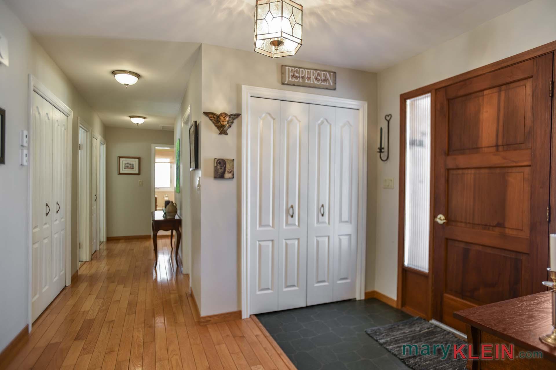 Hallway, Front Foyer